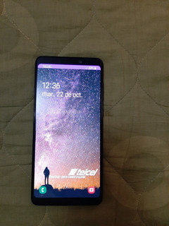 Celular Samsung Galaxy A9 Negro