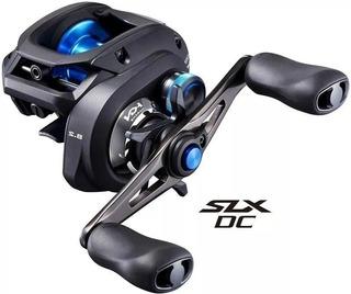 Reel Shimano Slx Dc 151xg Digital Control Para Zurdo