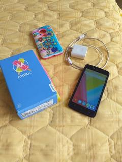Celular Moto C Como Nuevo. Completo