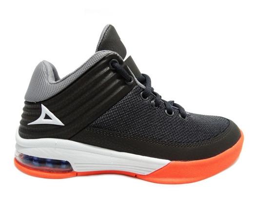 Tenis Pirma Basquetbol Basket Juvenil Valvula Unisex A65