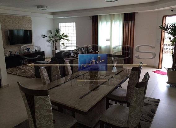 Sobrado Residencial À Venda, Vila Talarico, São Paulo. - So0363