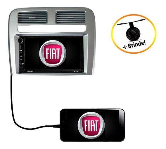 Central Multimídia Dvd Fiat Punto 2008 2009 2010 2011 2012