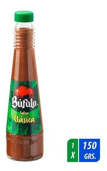 Salsa Búfalo Clásica 150 Gr