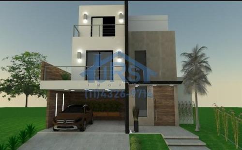 Sobrado Com 4 Dormitórios À Venda, 200 M² Por R$ 1.579.000,00 - Residencial Três (tamboré) - Santana De Parnaíba/sp - So1711