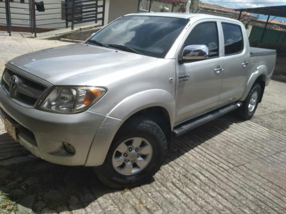 Toyota Hilux 4*4 Gasolina Y Gas 2008