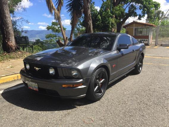 Mustang 2007 Sincronico Optimo Estado