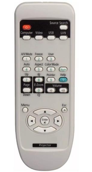 Controle Remoto Projetor Epson S3 S4 S5 S6 S8 10