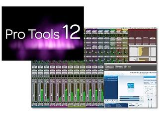 Pro Tools 12 ´+ Avid Virtual Instruments Para Windows Dvd