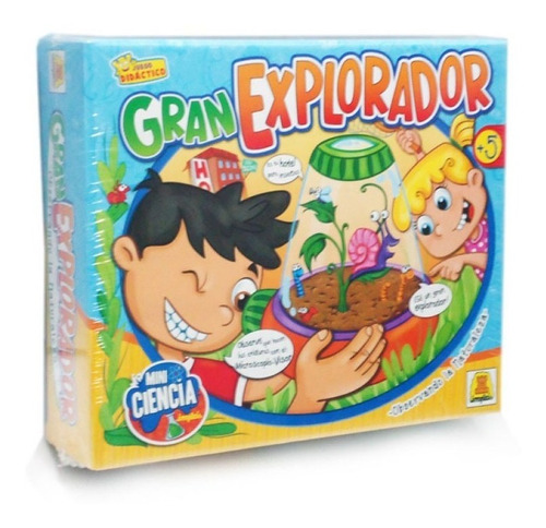 Gran Explorador 381