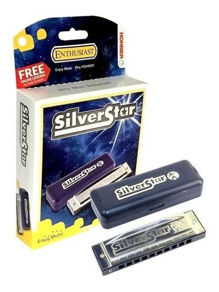 Armonica Hohner Silver Star C