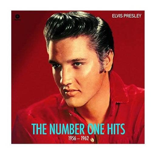 Lp Elvis Presley The Number One Hits Importad Leia Descrição