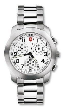 Reloj Victorinox Field Chrono Caballero Nuevo Original