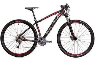 Bicicleta Oggi Big Wheel 7.2 29 2018 27v Pto E Verm Tam 19