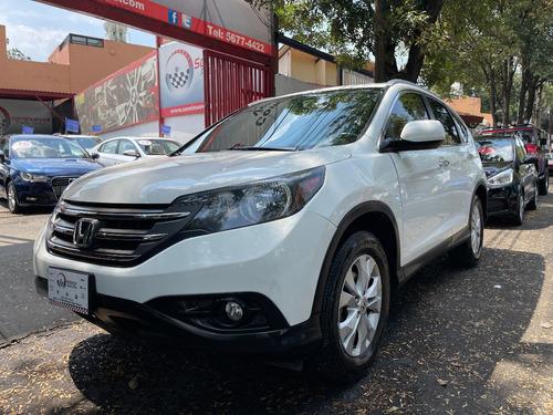 Honda Crv 2013 Exl 4wd Factura Original Todo Pagado Impecabl