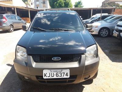Ford Ecosport Xls 1.6 Flex 2007 Preta
