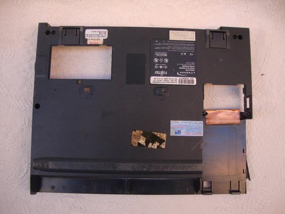 Carcaça Inferior Do Notebook Fujitsu E330 Com Detalhes (leia
