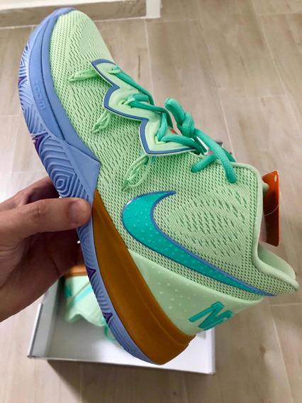 Nike Kyrie 5 Bob Esponja - Lula Molusco