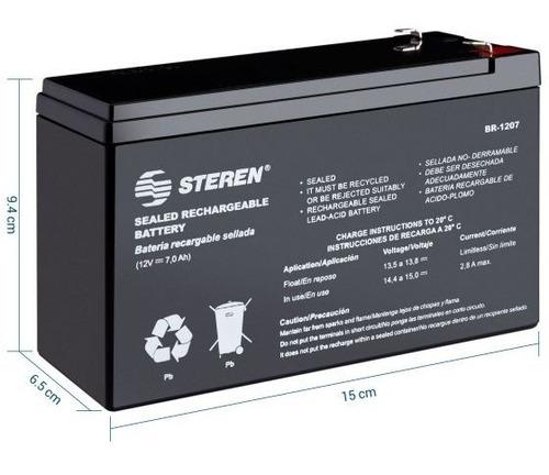 Batería Para Nobreak Sellada De Ácido-plomo, 12 Vcc 7 Ah