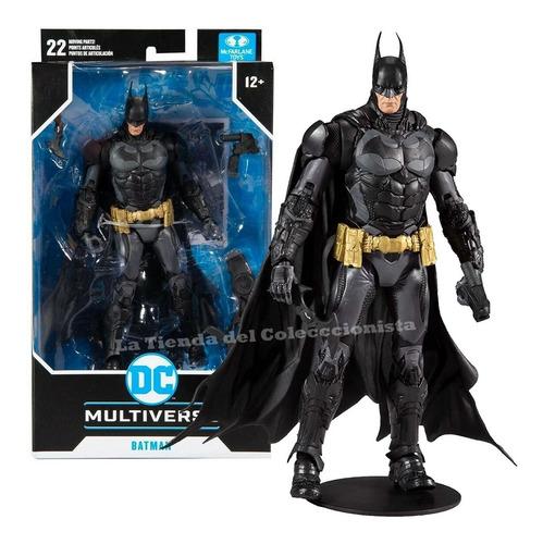 Batman Arkham Knight Mcfarlane Toys Figura Original