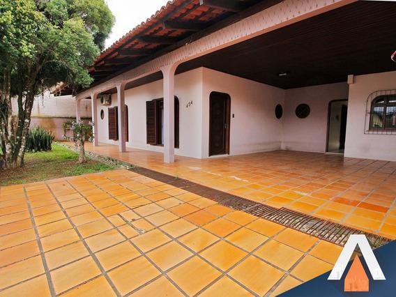 Acrc Imóveis - Casa Residencial Para Venda No Bairro Itoupava Norte - Ca01155 - 34459570