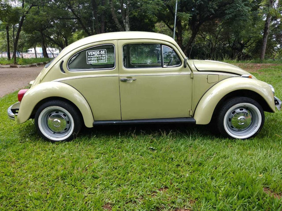 Fusca 1300l 1980 Verde Pampa Aceito Troca Por Outro Veiculo