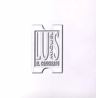 Luis Miguel En Concierto 2 Cd Nuevo Cerrado