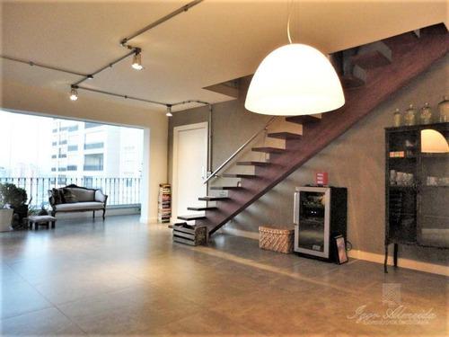 Imagem 1 de 30 de Cobertura Com 3 Dormitórios À Venda, 320 M² Por R$ 3.100.000,00 - Perdizes - São Paulo/sp - Co0511