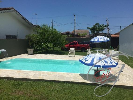 Casa De Praia A Venda Em Itanhaém - São Paulo - Ca00281 - 67866012