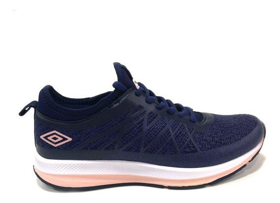 Zapatos Umbro Originales Para Damas - Um16788w - Navy