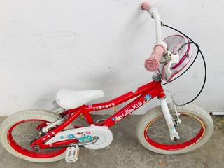Bicicleta Hello Kity R16