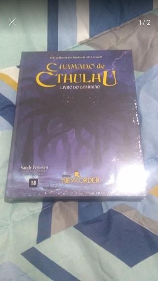 Rpg Chamado De Cthulhu - 7a Edição - (novo E Lacrado)