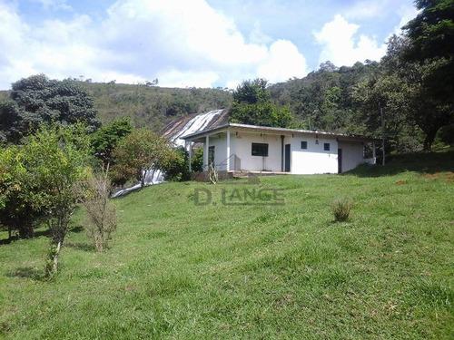 Fazenda Em Carvalhos/mg - Fa0018