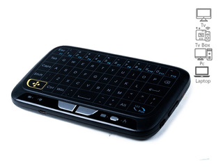 Control Smart Tv Mouse Pad H18 Teclado Para Tv Control Touch