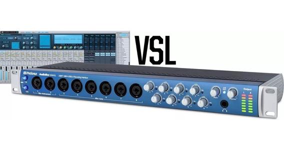 Presonus Audiobox 1818vsl Interface De Audio + Brind Waves-9