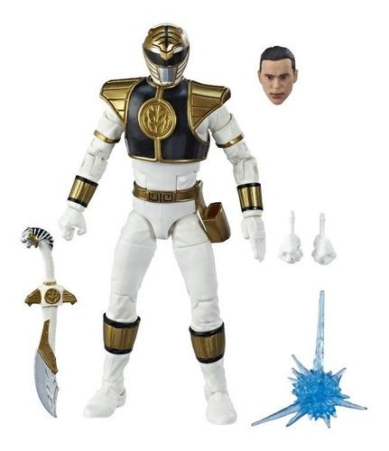 Imagen 1 de 2 de White Ranger Mighty Morphin Power Rangers Lightning Collecti