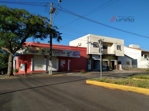 Imagem 1 de 15 de Salão Comercial - Sobrado Comercial/residencial E Residencia - Av. Apucarana - Excelente Localização. - 2008