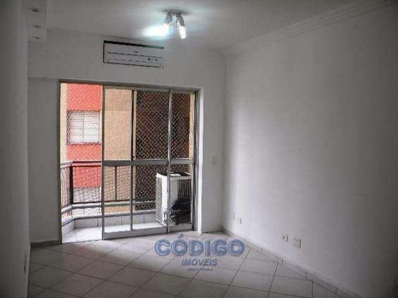 Apartamento 3 Dormitórios 1 Vaga - Macedo - 13c-1