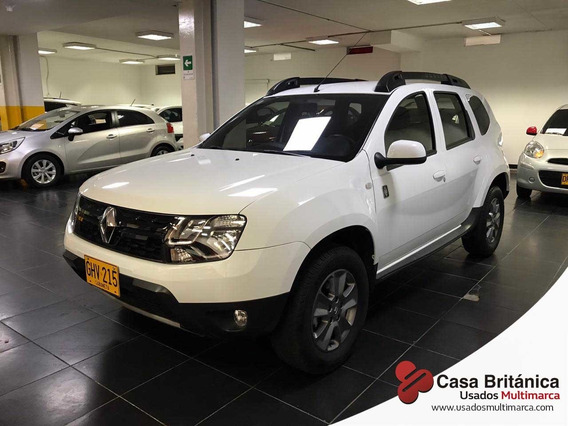 Renault Duster Intes Mecánico 4x4 Gasolina