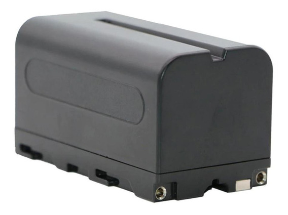 Bateria Np- F750/770 P/ Iluminador Led Yn160 Yn300 -5200mah