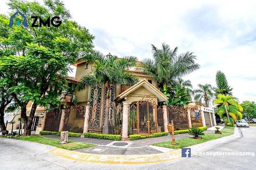 Imagen 1 de 25 de Residencia De Lujo En Bugambilias
