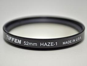 Filtro Tiffen Haze-1 52mm (original - U.s.a. - Excelente+++)