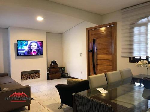 Imagem 1 de 15 de Casa Com 3 Dormitórios À Venda Por R$ 545.000,00 - Bosque Dos Eucaliptos - São José Dos Campos/sp - Ca0429