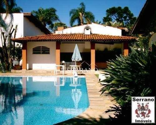 Casa Com 4 Dormitórios À Venda, 550 M² Por R$ 3.000.000,00 - Vila Cascais - Vinhedo/sp - Ca0010