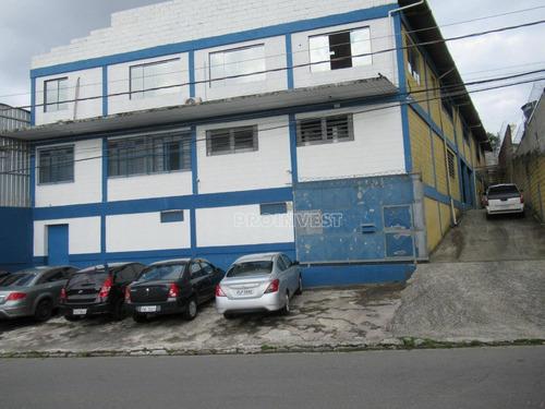 Galpão Em Cotia À Venda, 500 M² Por R$ 2.100.000 - Granja Viana - Cotia/sp - Ga0786