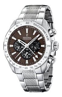 Reloj Hombre Festina F16488.3 Agente Oficial