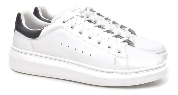 Tênis Sneaker Masculino Fork 5049-2ec Branco