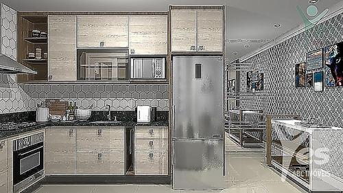 Imagem 1 de 20 de Ref.: 2096 - Apartamento Sem Condomínio,2 Dormitórios E 1 Vaga De Garagem No Bairro Campestre,santo André - Sp - 2096