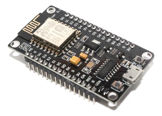 Módulo Wifi Esp8266 Nodemcu Esp-12 F Ch340 Iot Lolin
