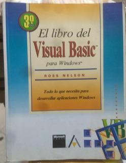 El Libro Del Visual Basic Para Windows Version 3.0 Usado