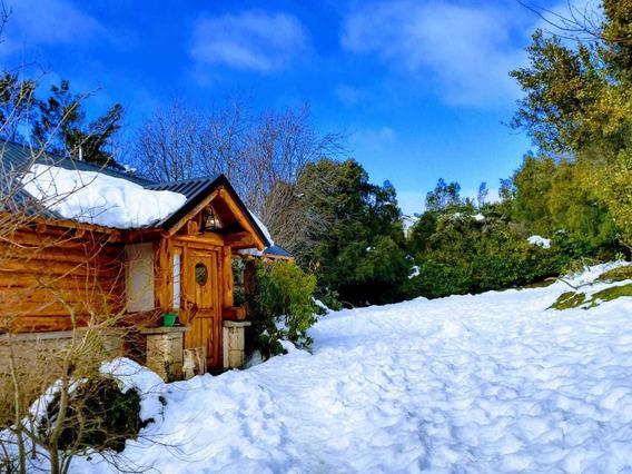 Cabaña De Montaña - Ideal Familia (2 Adultos + 2 Niños)